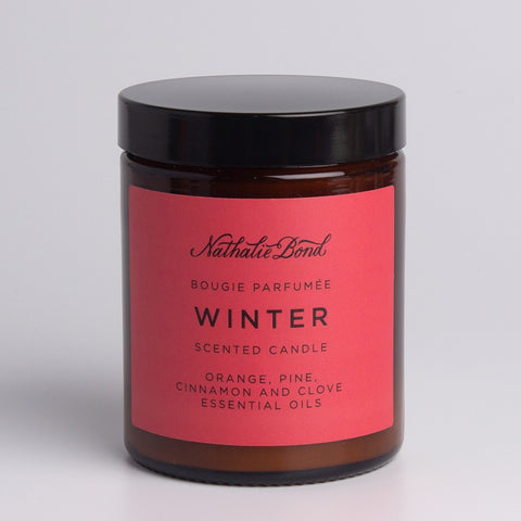 Candle Winter, Nathalie Bond Organics- Trapeze Kids