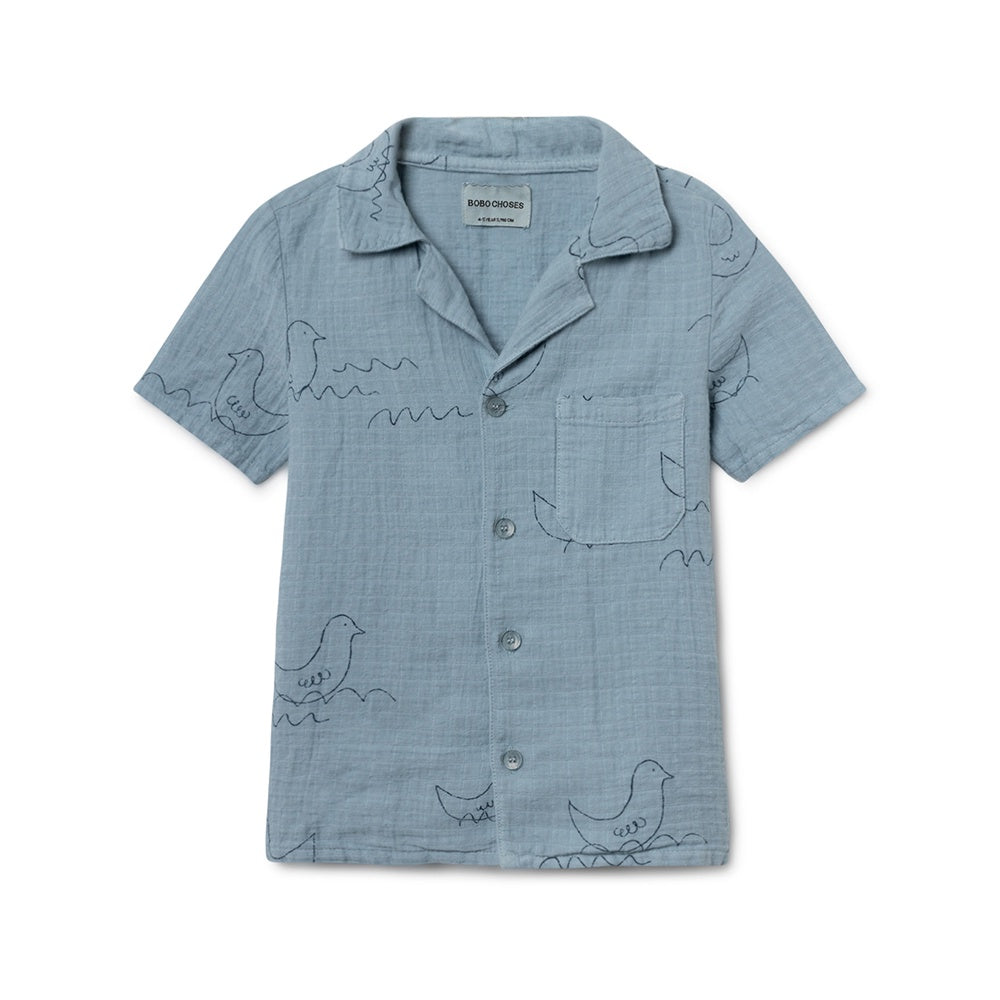Geese Shirt, Bobo Choses- Trapeze Kids