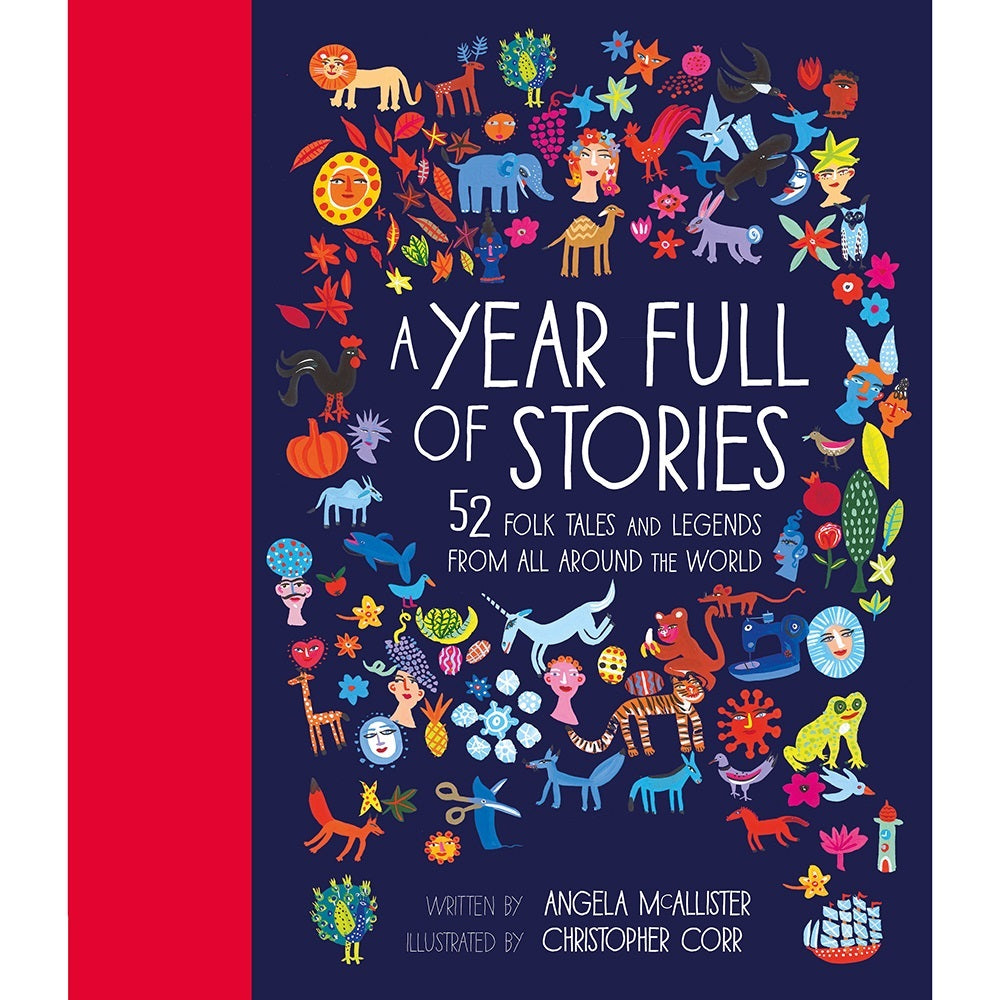 Year Full of Stories