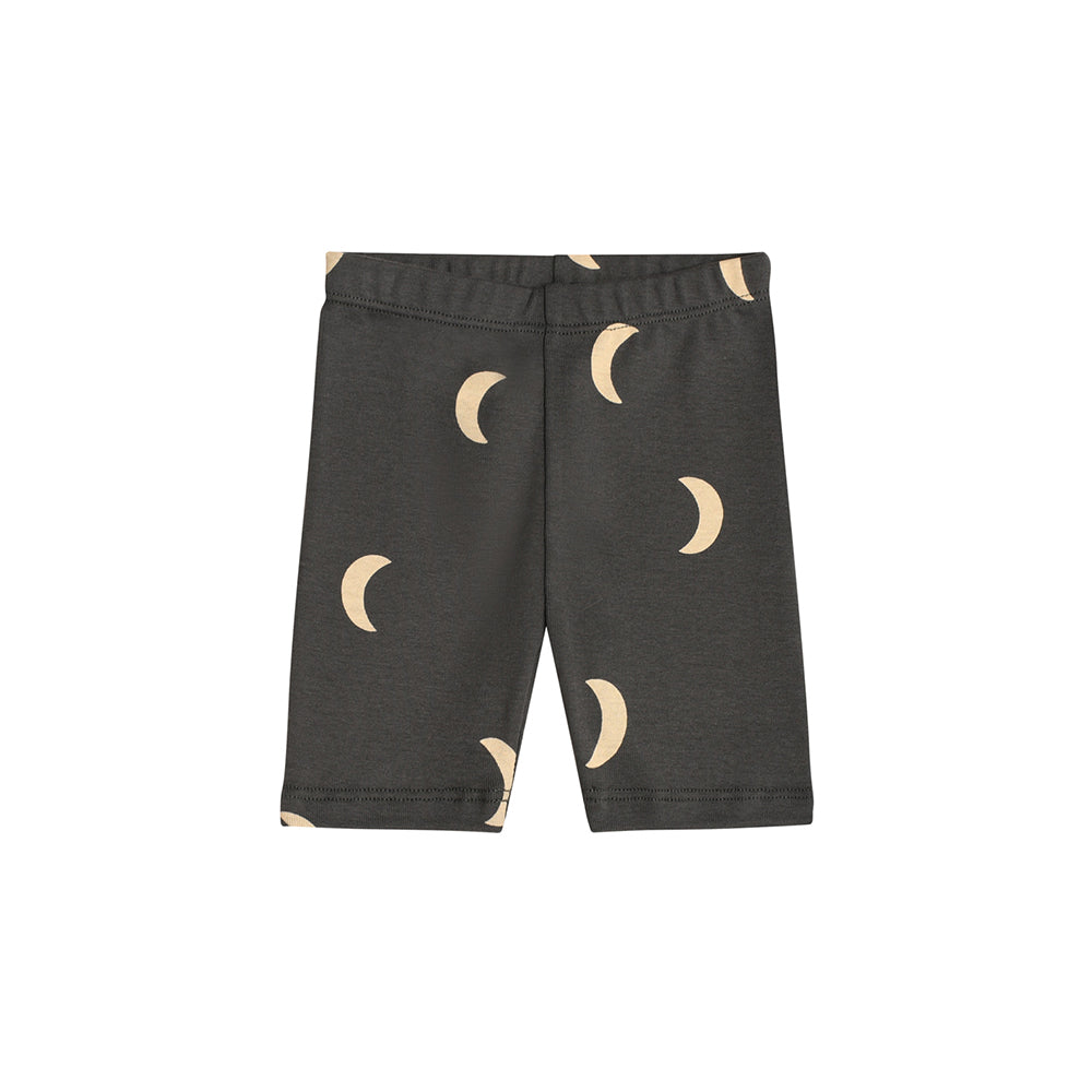 Shadow Midnight Bike Shorts by Organic Zoo