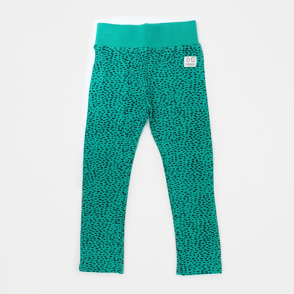 Cobra Green Legging, Indikidual- Trapeze Kids