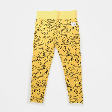 Yellow Banana Legging, Indikidual- Trapeze Kids