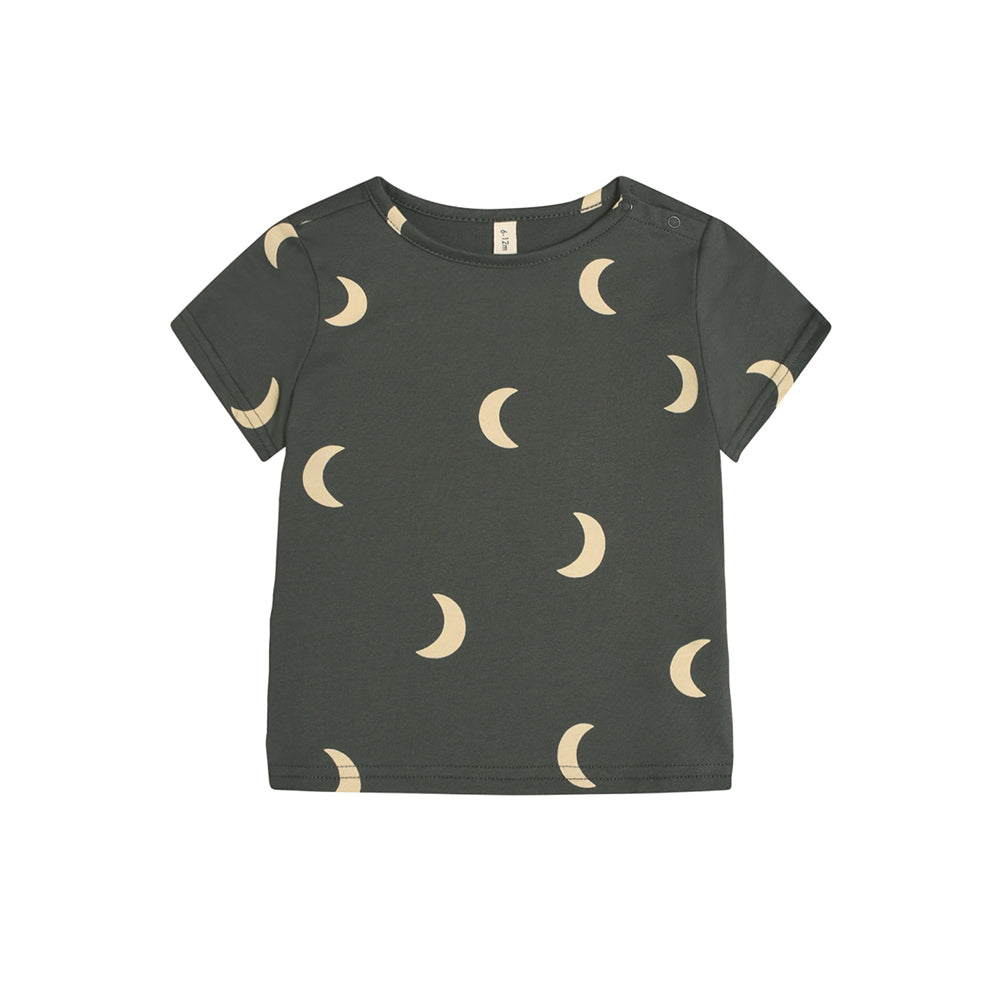 Shadow Midnight Classic T-shirt by Organic Zoo