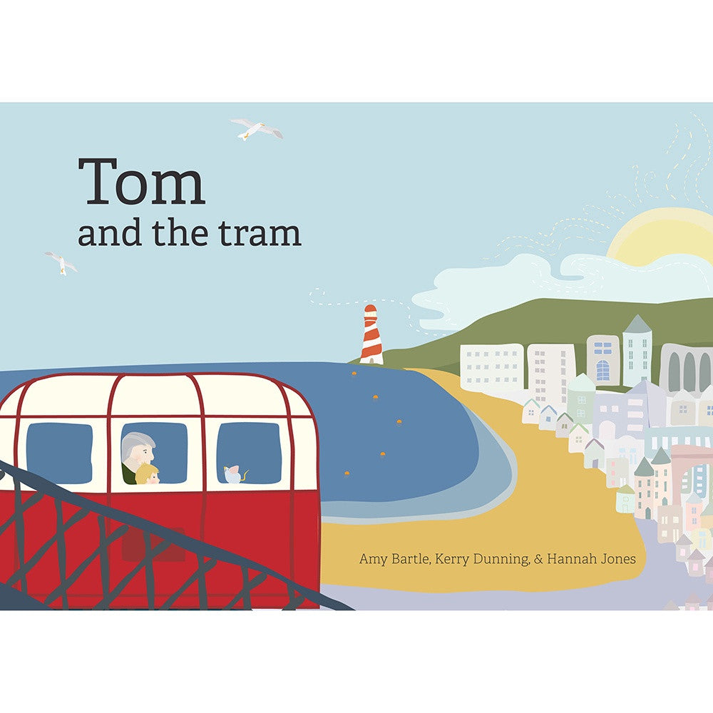 Tom and the Tram, Amy Bartle- Trapeze Kids