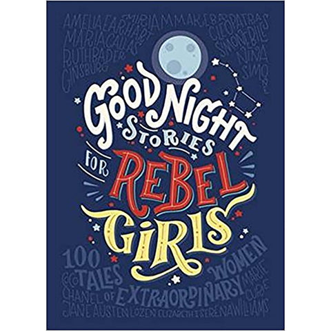 Goodnight Stories for Rebel Girls, Bookspeed- Trapeze Kids