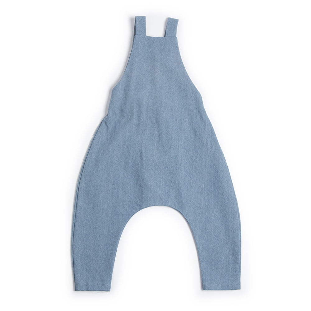 Jeans Harem Dungarees, Monkind- Trapeze Kids