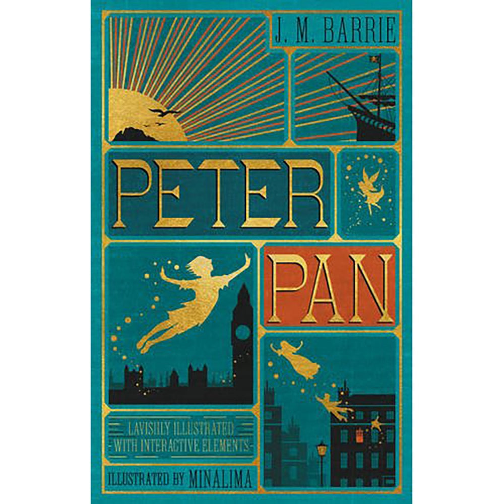 Peter Pan, Bookspeed- Trapeze Kids