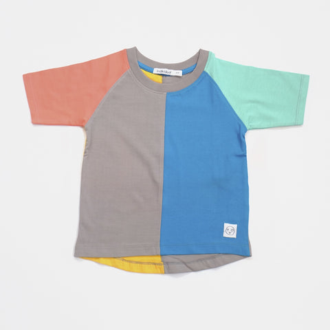 Cove Panel Tee, Indikidual- Trapeze Kids
