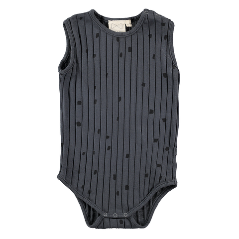 Confetti Body Charcoal, Mini Sibling- Trapeze Kids