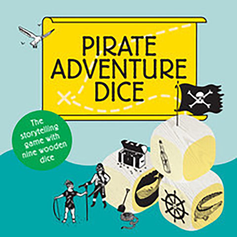 Pirate Adventure Dice, Little Hampton Book Services- Trapeze Kids