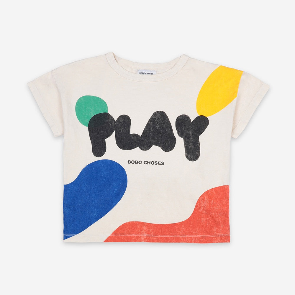 Play Landscape Baby T-Shirt by Bobo Choses