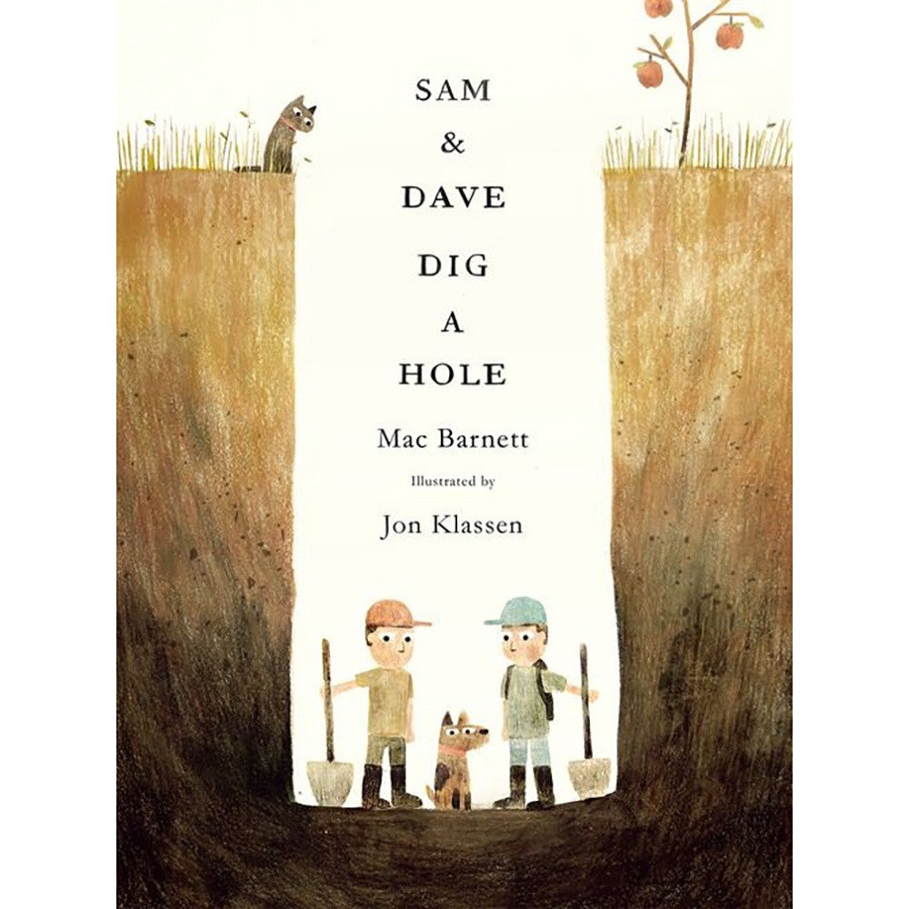 Sam and Dave Dig a Hole, Bookspeed- Trapeze Kids