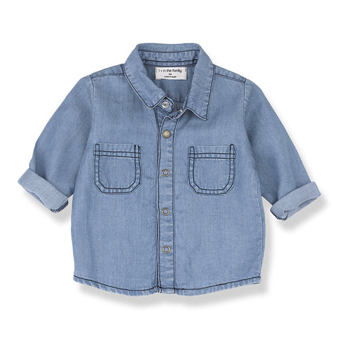Formentera Denim Shirt