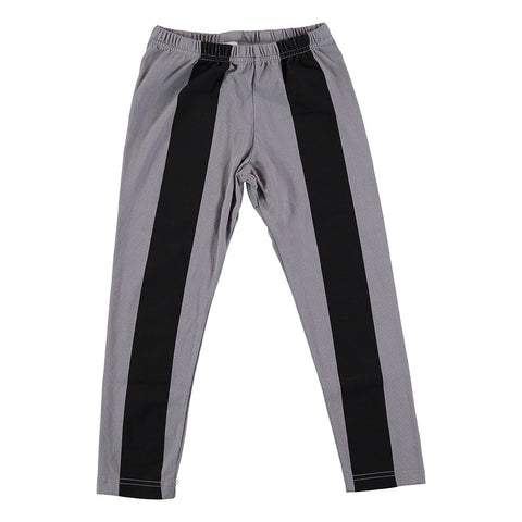 Grey Stripe Legging, Picnik- Trapeze Kids