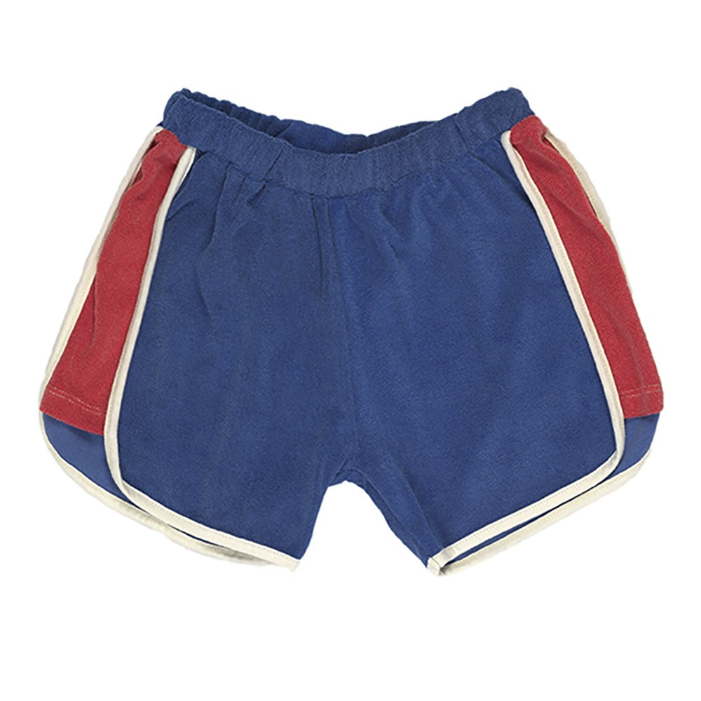 Tri Colour Shorts, Fresh Dinosaurs- Trapeze Kids