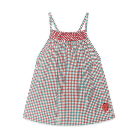 Vichy Top, Bobo Choses- Trapeze Kids