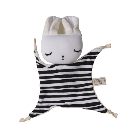 Cuddle Bunny Stripes, Wee Gallery- Trapeze Kids