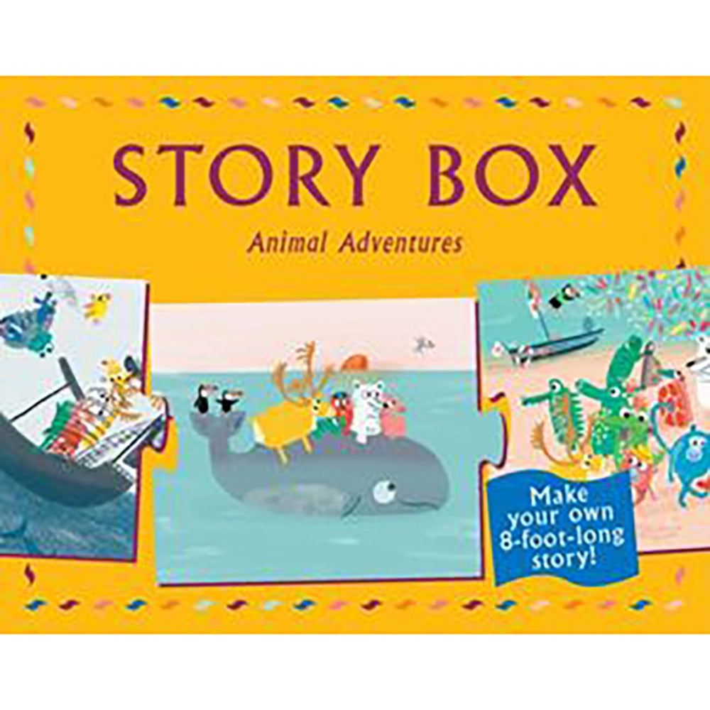 Story Box Animal Adventures game by Magma