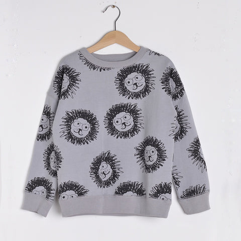 Oskar Lion Sweater, Nadadelazos- Trapeze Kids