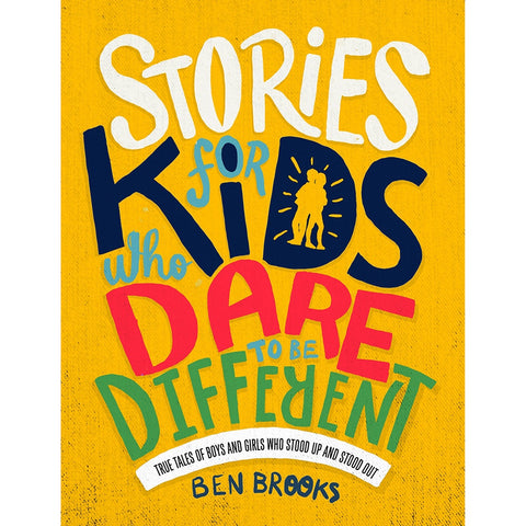 Stories For Kids Who Dare to be Different, Bookspeed- Trapeze Kids
