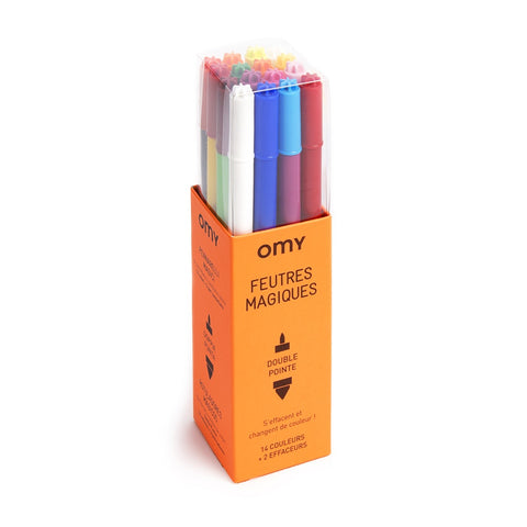 Magic Felt Pens, OMY- Trapeze Kids