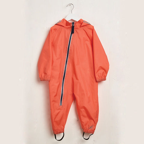 Puddle Suit Coral, Grass and Air- Trapeze Kids