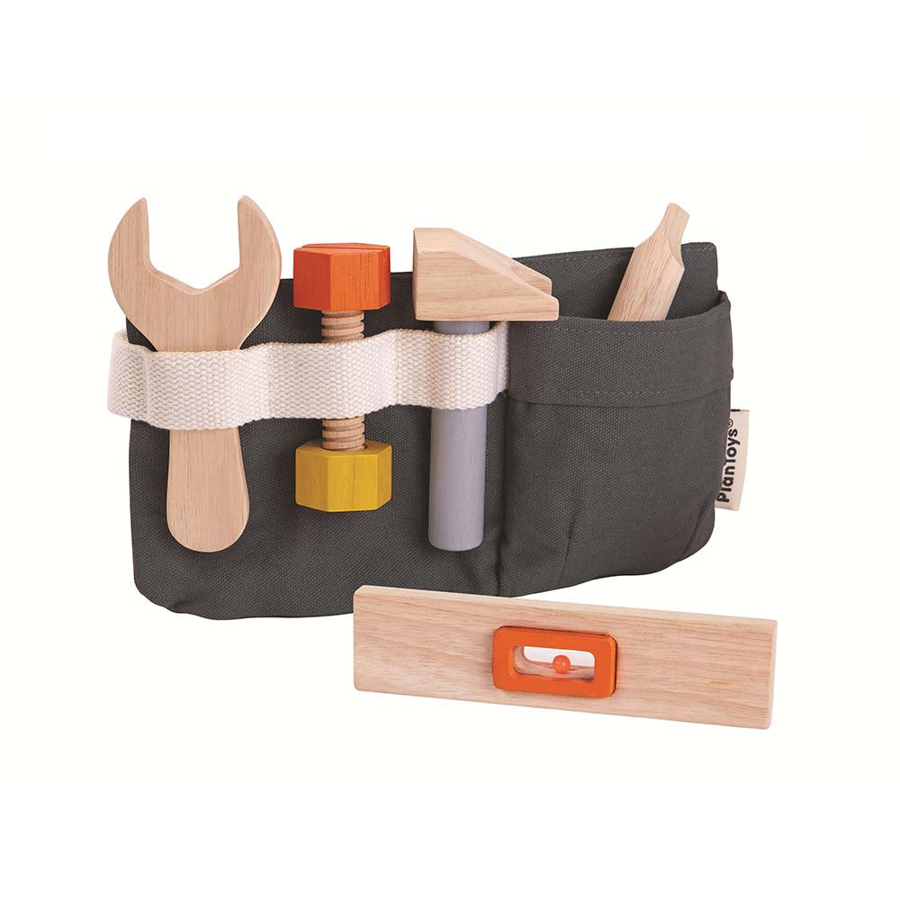 Tool Belt, Plan Toys- Trapeze Kids