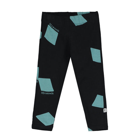 Diamond Baby Leggings, Beau Loves- Trapeze Kids