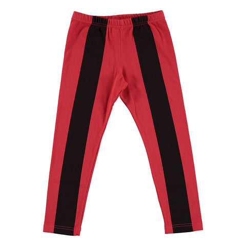 Red Stripe Legging, Picnik- Trapeze Kids