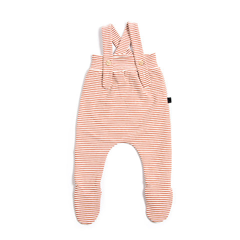 Red Stripe Mini Pants, Monkind- Trapeze Kids