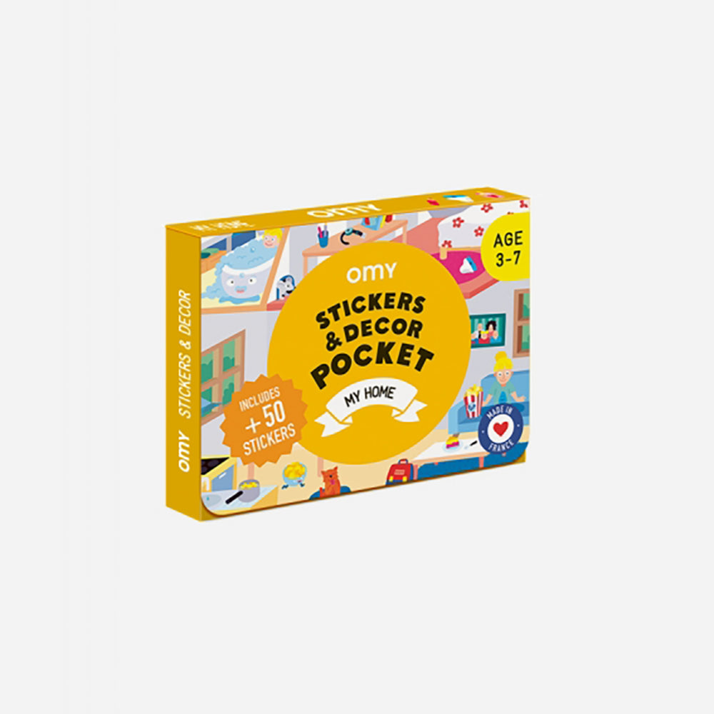 Pocket Stickers Home