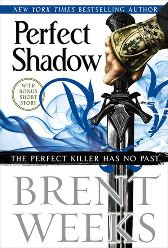 The Perfect Shadow by Brent Weeks Night Angel Series Novella Hardcover Hardback