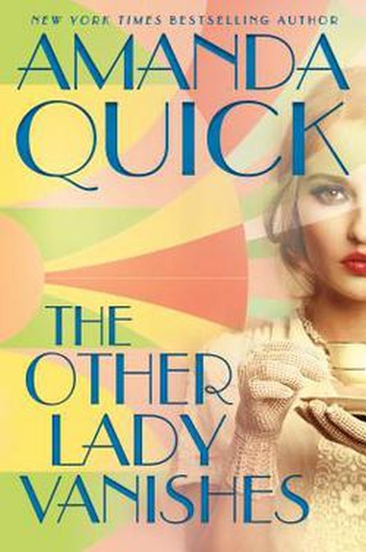 The Other Lady Vanishes by Amanda Quick Hardcover The Burning Cove Series Book 2