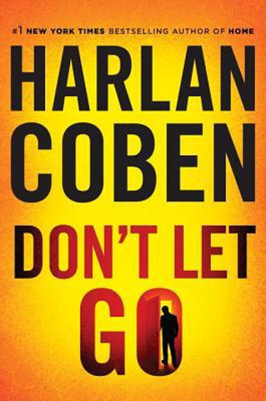 Don't Let Go by Harlan Coben Corbin Corben Book Novel Hardcover Hardback