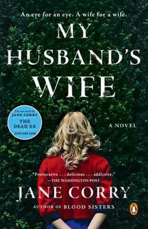 My Husband's Wife : A Novel by Jane Corry Cory Paperback Book
