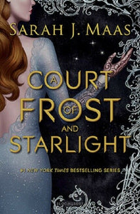A Court of Frost and Starlight Hardcover Thorns & Roses Book 8 by Sarah J Maas