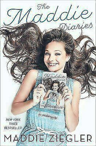 The Maddie Diaries Book A Memoir by Maddie Ziegler Maddy (2018, Paperback)