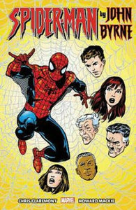 Spiderman Spider-Man by John Byrne Omnibus Comic Book Graphic Novel Collection