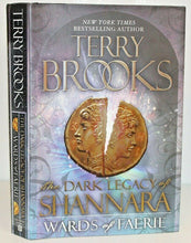 Load image into Gallery viewer, Wards of Faerie Fairy by Terry Brooks Book Hardcover SIGNED 1st Edition First