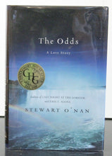 Load image into Gallery viewer, The Odds A Love Story by Stewart O'Nan Hardcover SIGNED First Edition 1st Book