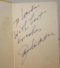 Load image into Gallery viewer, Weight Watchers Cookbook Vintage Jean Nidetch Autograph SIGNED Book 1st Edition