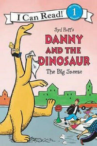 Danny and the Dinosaur: the Big Sneeze by Sid Syd Hoff I Can Read Level 1 Series