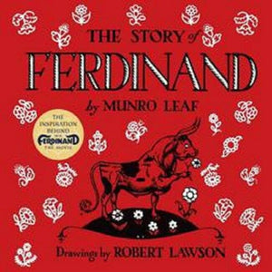 The Story of Ferdinand The Bull Book by Munro Leaf Paperback