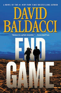 End Game Endgame by David Baldacci Will Robie Series Book 5 Hardcover Hardback