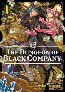 The Dungeon of Black Company Series Volume Vol. 1 Manga Book by Youhei Yasumura