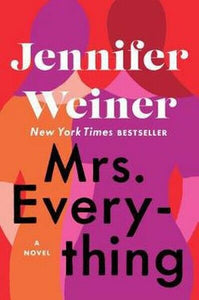 Mrs. Everything Book by Jennifer Weiner Hardcover Hardback Novel