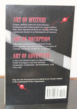 Load image into Gallery viewer, Art of Vengeance by Mel J McNairy Book Paperback) SIGNED First Edition 1st