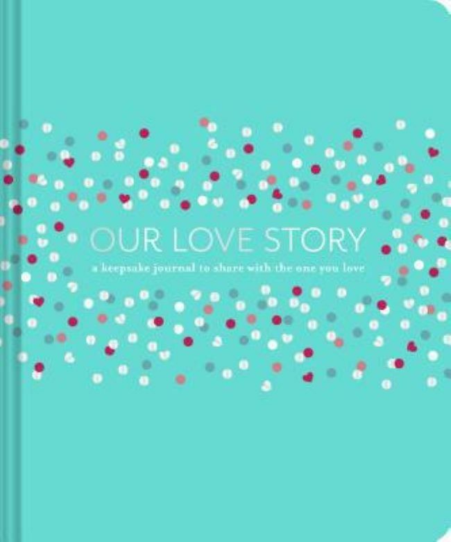 Our Love Story Marriage Relationship Journal For Couples Diary For Him and Her