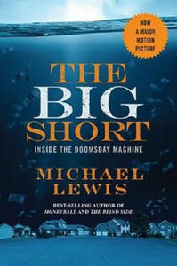 The Big Short Book by Michael Lewis Inside the Doomsday Machine Paperback NEW