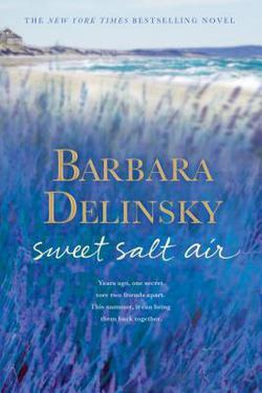 The Sweet Salt Air by Barbara Delinsky Paperback Book Novel